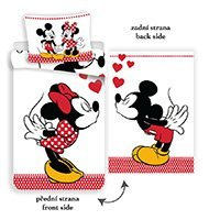 detske-obliecky-mickey-and-minnie-in-love