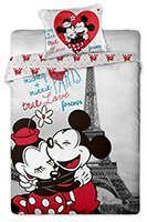 detske-obliecky-mickey-and-minnie-v-parizi