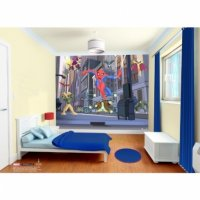 FOTOTAPETA 3D SPIDERMAN WALLTASTIC
