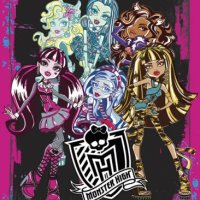 PLAGÁT NA STENU malý MONSTER HIGH MP1440