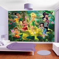 FOTOTAPETA 3D FAIRIES WALLTASTIC®