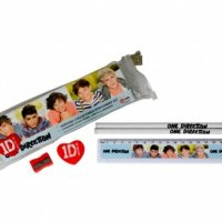 ONE DIRECTION - ŠKOLSKÝ SET mini biely (9454)
