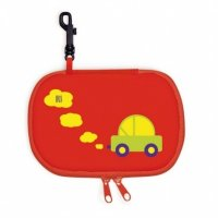 IRIS PINK ´RED CAR - TERMO SNACK BOX (2600)