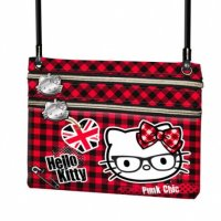 HELLO KITTY ´ZIP´ - TAŠKA CEZ RAMENO cross body (1556)