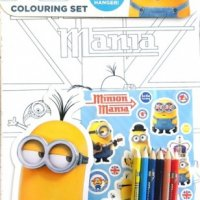 MINNIONS - ACTIVITY SET (2384)