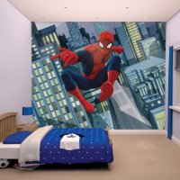 SPIDERMAN ULTIMATE - WALLTASTIC®  3D FOTOTAPETA (3824)