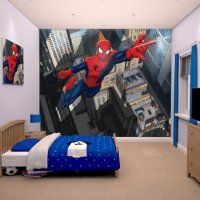 SPIDERMAN ULTIMATE - WALLTASTIC®  3D FOTOTAPETA (3114)