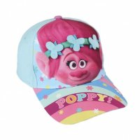 TROLLS ´POPPY´ - ŠILTOVKA junior 53cm (0878)