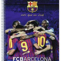 FC BARCELONA - NOTES A4 (1273)