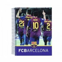 FC BARCELONA - NOTES A5 (9385)
