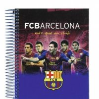 FC BARCELONA - NOTES A6 (1334)