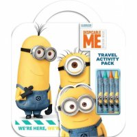 MINNIONS - ACTIVITY TRAVEL SET (4700)