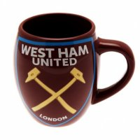 Porcelánový hrnček WEST HAM Tea Tub 550ml