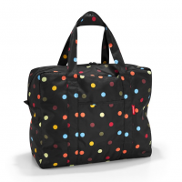 Skladacia taška Mini Maxi Touringbag dots, Reisenthel