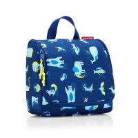 Kozmetická taška TOILETBAG kids abc friends blue, Reisenthel