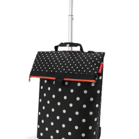 Taška na kolieskach TROLLEY M mixed dots, Reisenthel