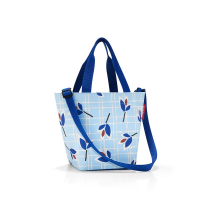 Taška/kabelka Shopper XS leaves blue, Reisenthel