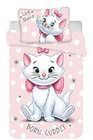 Obliečky do postieľky Marie cat dots baby Disney